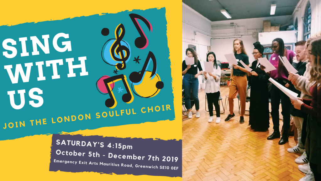 Join London Pop Choir